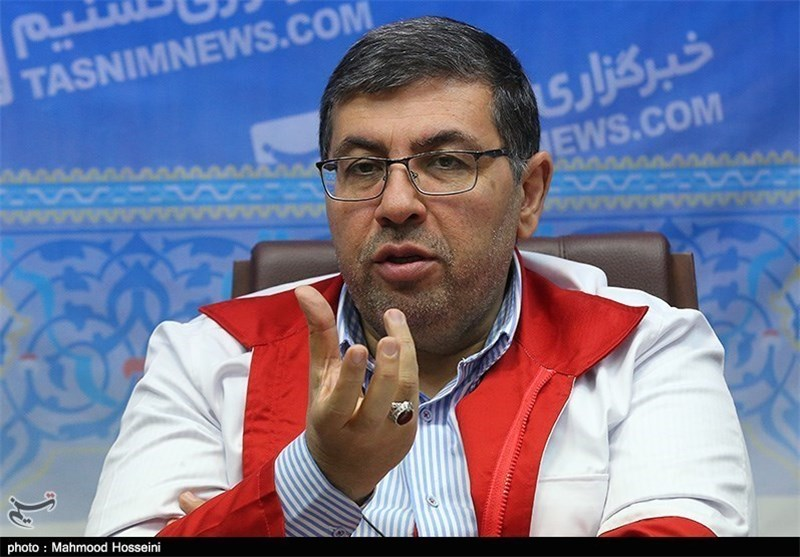 Iran's Aid Ship Arrives in Yemen: IRSC Head