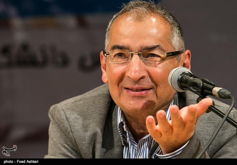 مناظره صادق زیباکلام و ابراهیم فیاض در دانشگاه علامه طباطبایی