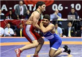 Iran Greco-Roman Wrestlers Win Three Bronze Medals at U-23 Worlds