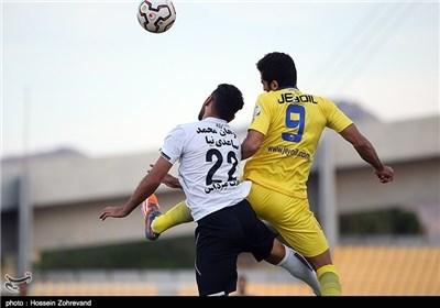 نفت تهران 3 - 3 ملوان/ آغاز هفته چهارم