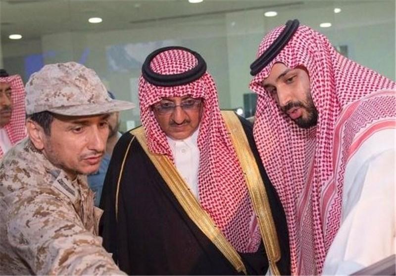 دودستگی و اختلاف حکام آل سعود درباره جنگ یمن
