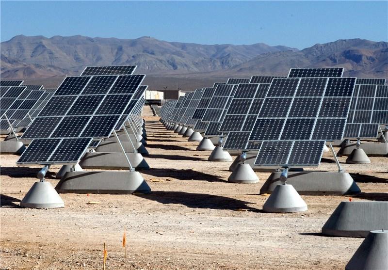 افتتاح اول محطة للطاقة الشمسیة فی قم الاسبوع القادم