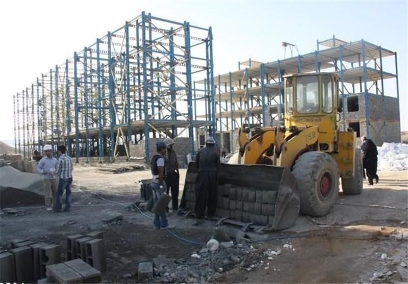 پیشرفت 80 درصدی پروژههای عمرانی در شهرکهای صنعتی استان قزوین