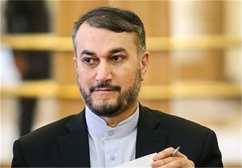 عبد اللهیان: سلمنا السفارة السعودیة مذکرة رسمیة لعودة جثث کل شهداء کارثة منی الی الوطن