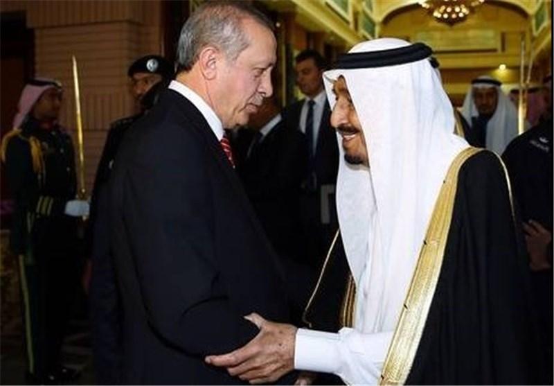 الخلافات بین ترکیا والسعودیة أکثر بکثیر من التقارب