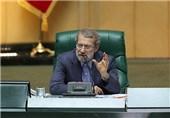 لاریجانی: کسی در مجلس مانع سؤال از روحانی نیست
