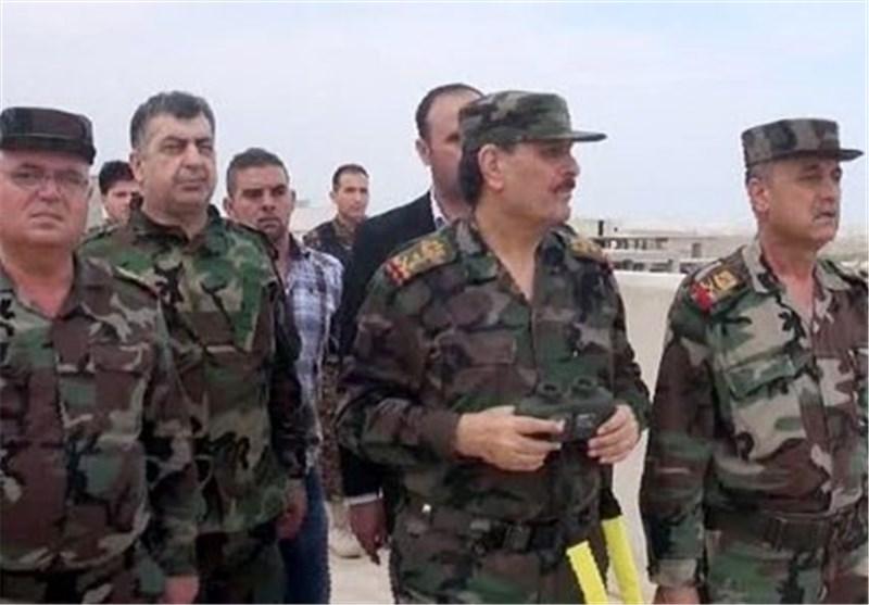 وزیر دفاع سوریه: گروههای تروریستی نتوانستند اهداف خود را محقق کنند