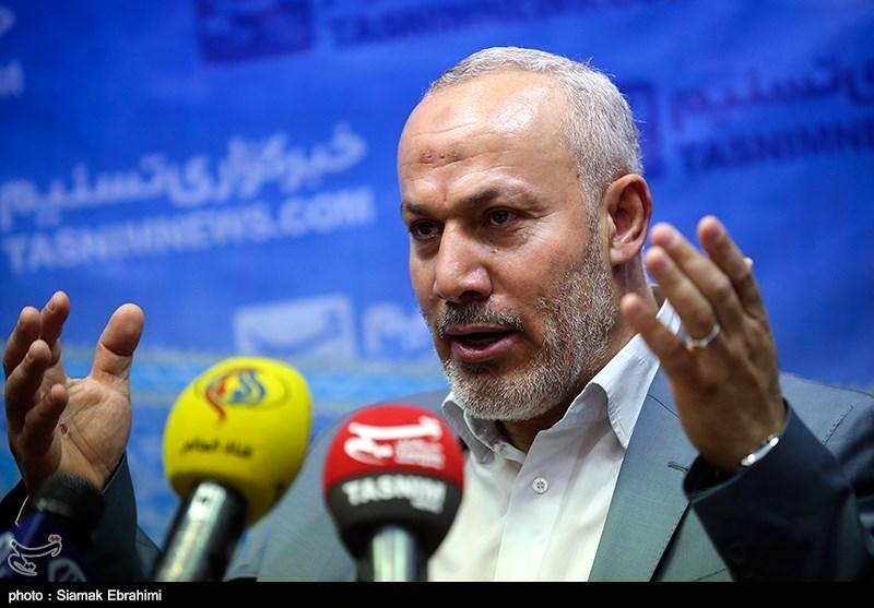 ابوشریف: ایران سهم بسیاری در پیروزیهای مقاومت دارد