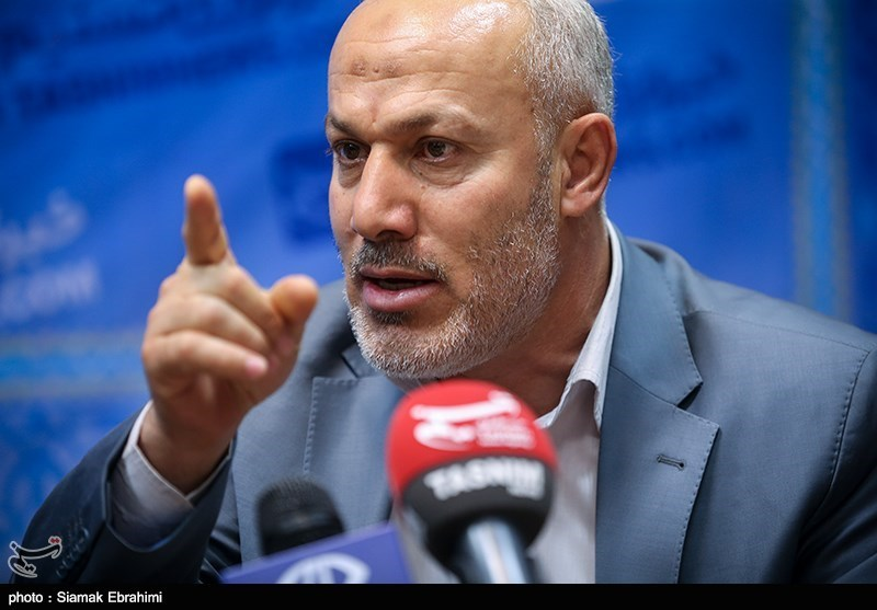 ناصر ابوشریف نماینده جنبش جهاد اسلامی