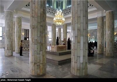 Tomb of Ferdowsi in Iran's Khorasan Razavi