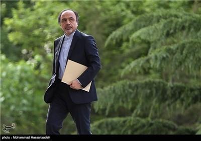 حمید ابوطالبی معاون سیاسی دفتر رئیسجمهور
