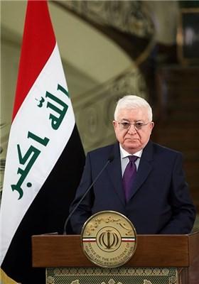 فواد معصوم رئیسجمهوری عراق