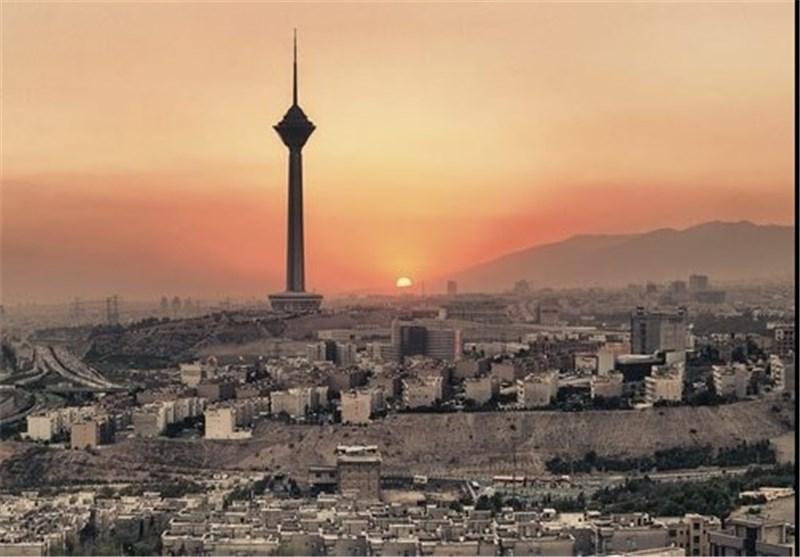 شبهای تهران غرق در نور +عکس
