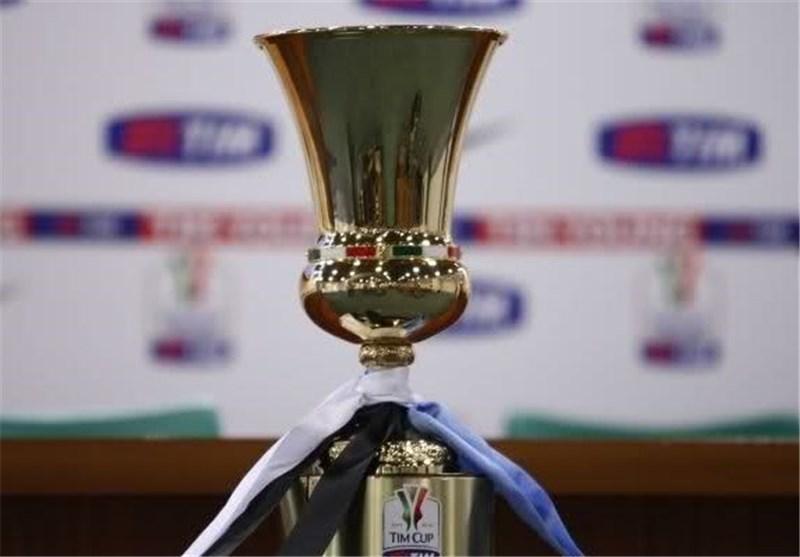 اعلام زمان برگزاری بازیهای نیمه نهایی و فینال جام حذفی فوتبال ایتالیا