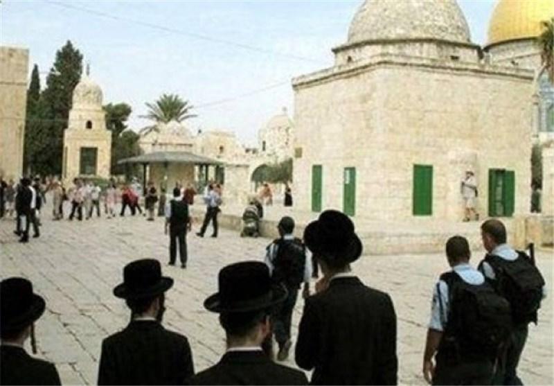 ثالث اقتحام صهیونی للمسجد الاقصى خلال الساعات الـ 24 الماضیة
