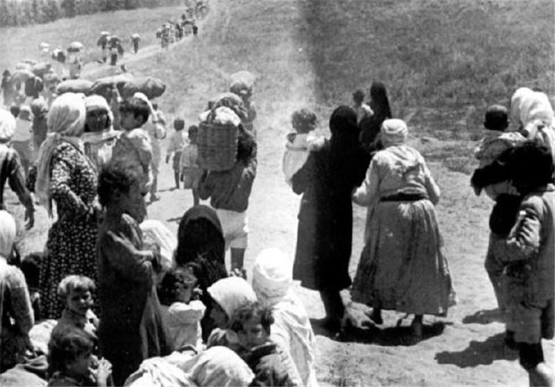 """139402241823163005305474 - """"Algunas de las masacres de civiles palestinos luego de la fundación del ente sionista de Israel en 1948"""""""