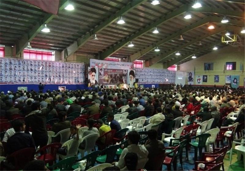 دومین کنگره گرامیداشت 265 شهید شهرستان دلفان برگزار شد