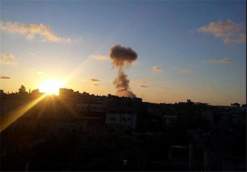 بیش از 40 زخمی در انفجار موشک جنگنده افــ16 رژیم صهیونیستی در غزه