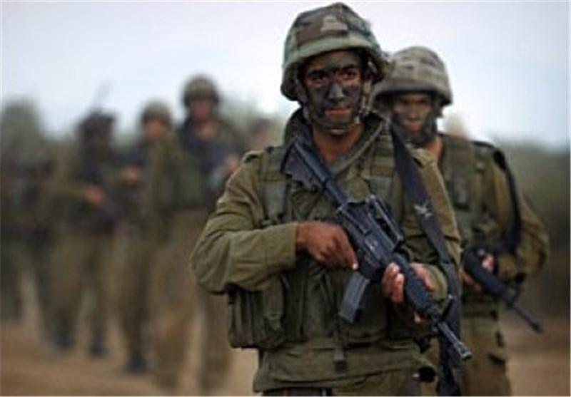 قوات اسرائیلیة