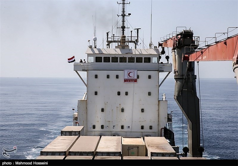 Iran's Aid Ship to Arrive in Yemeni Port on May 21