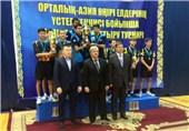 پینگپنگبازان جوان ایران قهرمان مسابقات آسیای میانه شدند