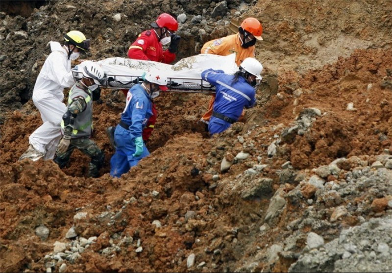 Six Bodies Recovered in Colombia Mine Collapse