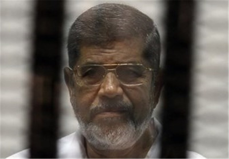 Egypt Court Upholds Ousted President Mursi's 25-Year in Jail