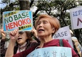 Thousands Protest US Military Base in Japan's Okinawa