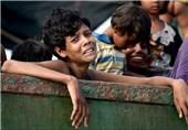 بحران مسلمانان روهینگیا در شرق آسیا +عکس