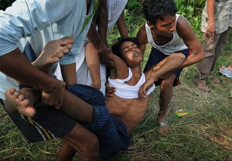 Myanmar'da Yaşanan Olaylarda Suud Parmağı