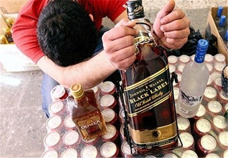 کشف 700 لیتر مشروبات الکلی دست ساز در کمالان