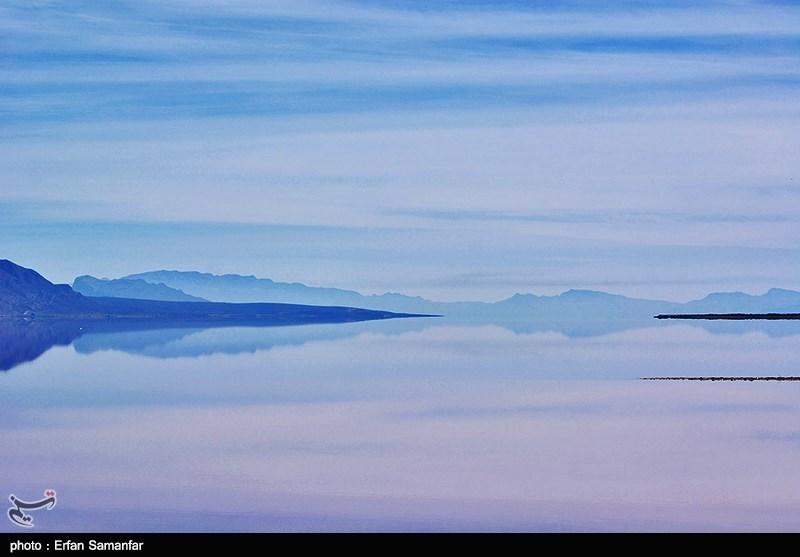 دریاچه نمک - شیراز