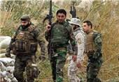 نیروهای داوطلب مردمی خطوط امدادی داعش میان موصل و سامرا را قطع کردند