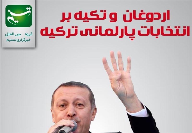 مجله الکترونیکی/ اردوغان و تکیه بر انتخابات پارلمانی ترکیه