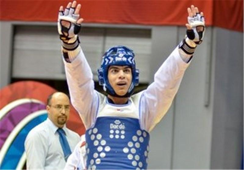 Iran's Abolfazl Yaghoubi Takes Bronze Medal in World Taekwondo Championships