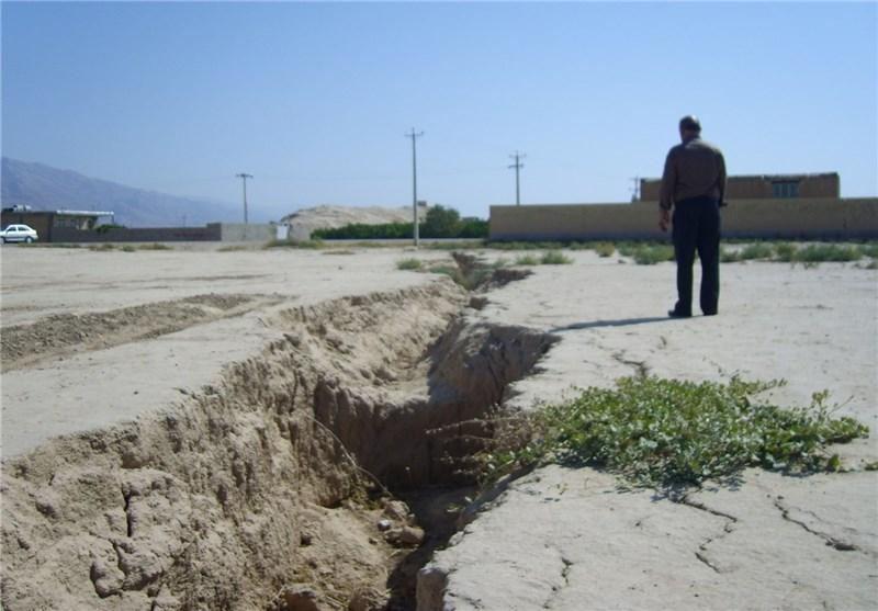 خشکسالی و کمبود آب