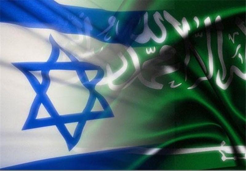 کمک آل سعود به رژیم صهیونیستی