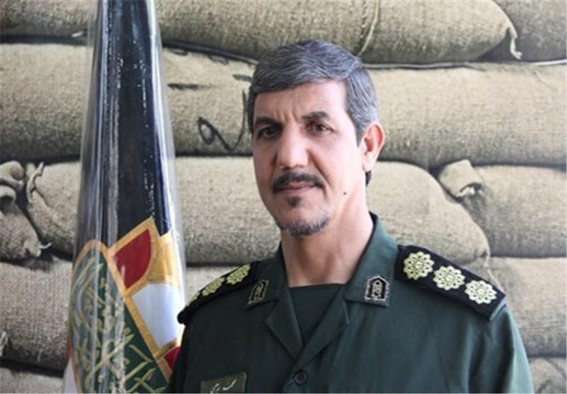 سرهنگ محمد رجبی مدیر کل بنیاد حفظ آثار و نشر ارزشهای دفاع مقدس یزد