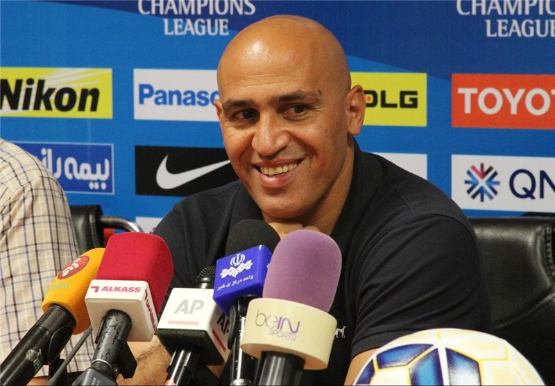 We Wanted to Qualify, Naft Coach Mansourian Says