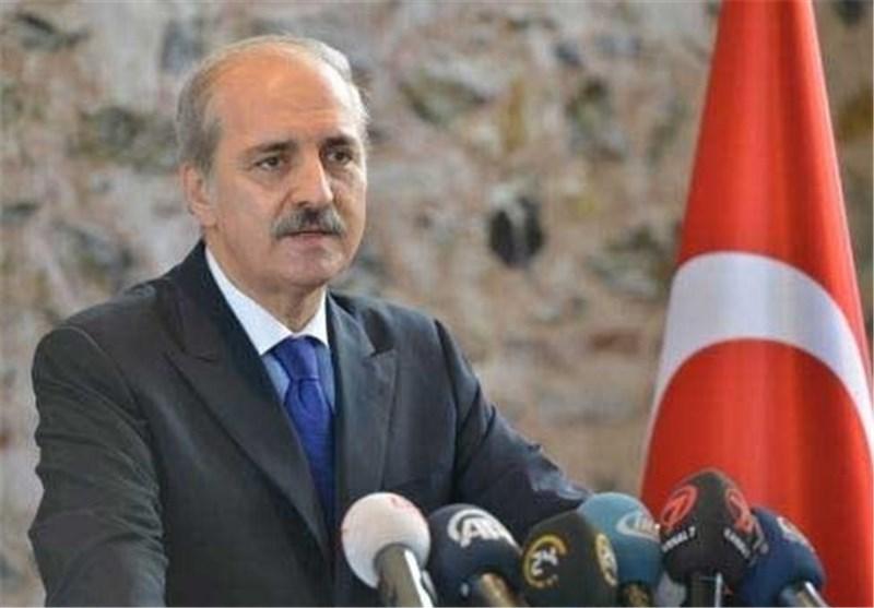 نائب رئیس الوزراء الترکی:الحدود التی کانت مرسومة بین دول المنطقة لم تکن لها خلفیة تاریخیة