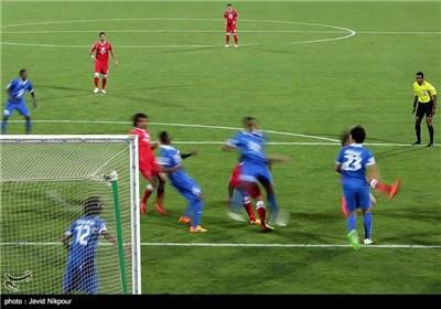 دیدار تیمهای فوتبال پرسپولیس و الهلال