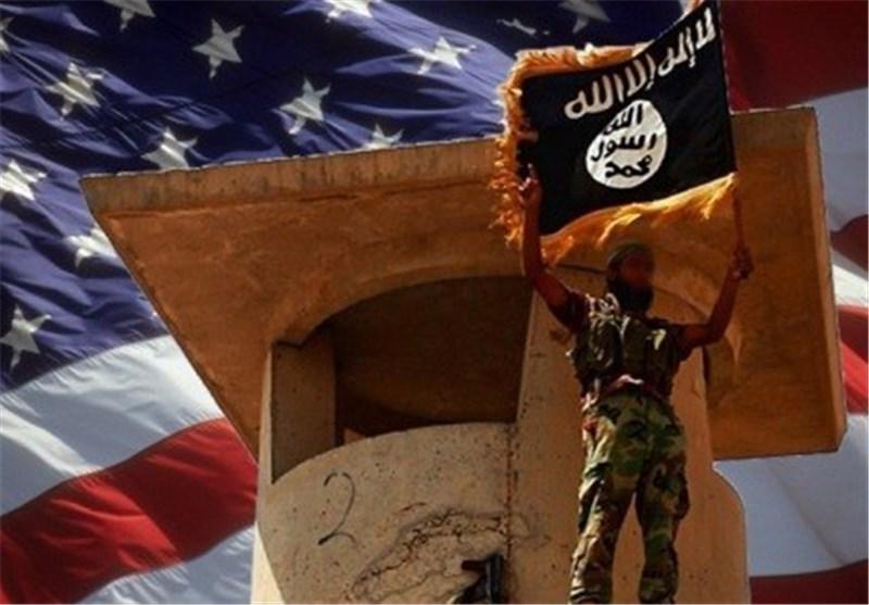 داعش و آمریکا