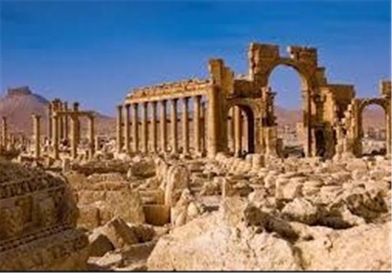 پالمیرا سوریه