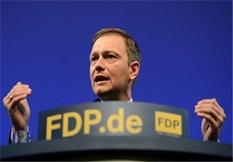 خط و نشان حزب لیبرال دموکرات آلمان برای مرکل