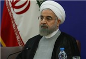 Iran's President Felicitates Georgia on National Day
