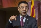 بارتومئو تنها کاندیدای موافق ادامه همکاری بارسلونا با قطریها