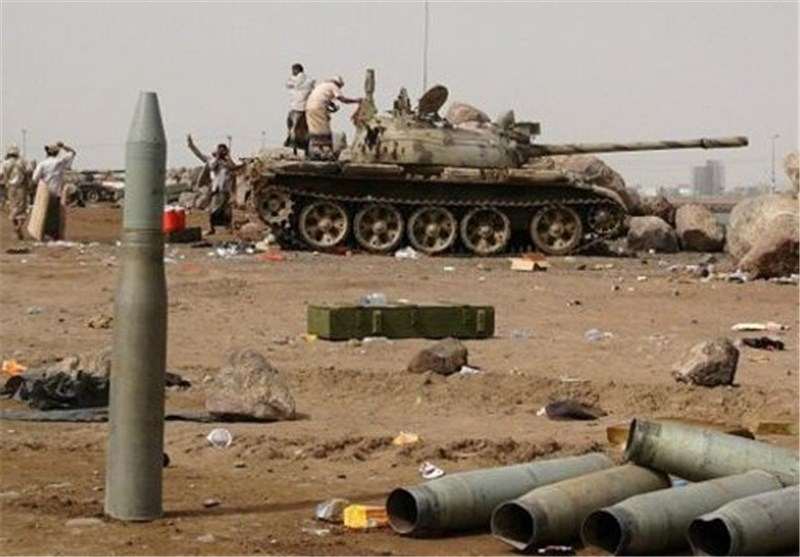 4 Saudi Tanks Destroyed in Jizan by Yemeni Forces