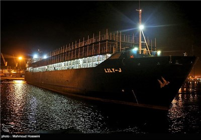 Iran's Yemen-Bound Aid Ship Docks in Djibouti