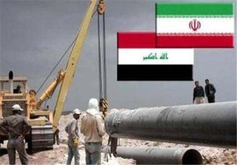 صادرات گاز به عراق ادامه دارد/گاز 40 هزار مشترک کرمانشاهی قطع است