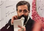 فیلم/مولودی خوانی ولادت حضرت علی اکبر(ع) با نوای حاج محمود کریمی